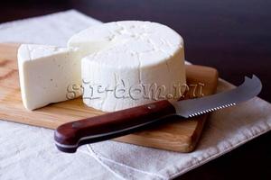Рецепт приготовления домашнего сыра