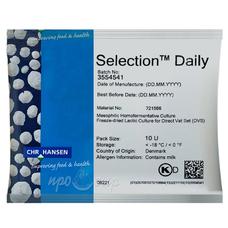 Закваска Chr.Hansen Selection Daily (10U) на 100 литров молока